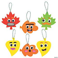 Goofy Leaf Ornament Craft Kit