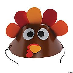 Goofy Turkey Hat Craft Kit