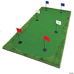 GoSports 10'x5' Golf Putting Green for Indoor & Outdoor Putting Practice