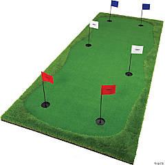 GoSports 12'x5' Golf Putting Green for Indoor & Outdoor Putting Practice