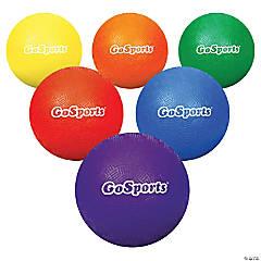 "GoSports 5"" Inflatable Dodgeball, 6 Pack"