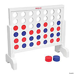 GoSports Giant 4 in a Row Game with Carrying Case - 2'