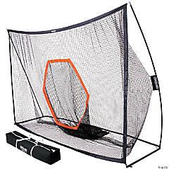 GoSports PRO Golf Practice Hitting Net - Huge 10'x7' Size - Personal Driving Range for Indoor or Outdoor Practice