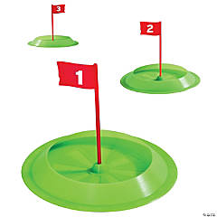 GoSports Pure Putt Challenge Putting Cups - 3 Pack
