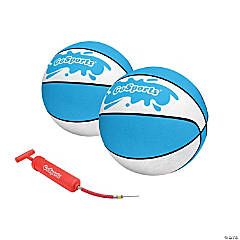 GoSports Size 6 Water Basketball - 2 Pack