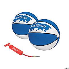 GoSports Water Basketball 2 Pack - Size 6 (9
