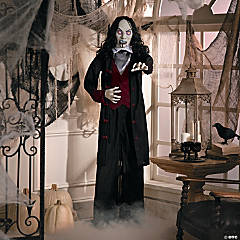 Goth Vampire Halloween Decoration