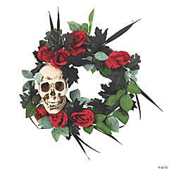 Gothic Wreath Halloween Decoration