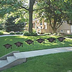Grad Walkway Yard Signs