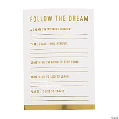 Graduation Follow the Dream Cards