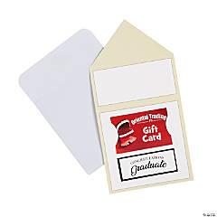 Graduation Gift Card Holders
