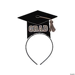 Graduation Hat Headbands