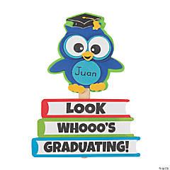 Graduation Owl Pop-Up Craft Kit