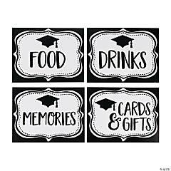 Graduation Tabletop Signs
