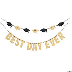 Graduation Tassel Garland