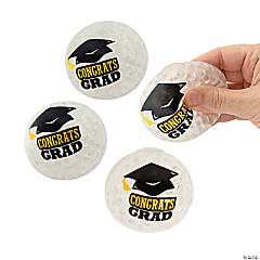 Graduation Water Bead Squeeze Balls