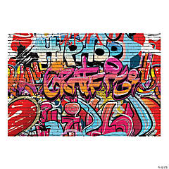 Graffiti Backdrop Banner