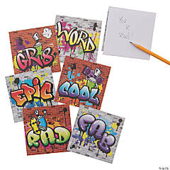 Graffiti Notepads