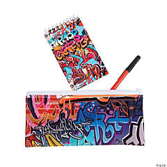 Graffiti Stationery Sets