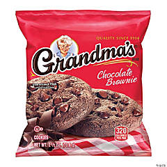 Grandma's Big Chocolate Brownie, 2.5 oz, 60 Count
