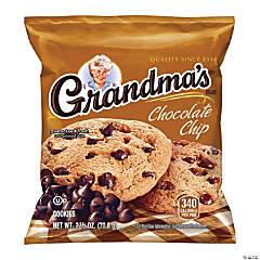 Grandma's Big Cookie Chocolate Chip, 2.5 oz, 60 Count
