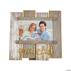 Grateful Picture Frame