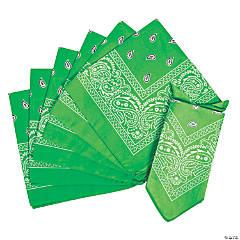 Green Bandanas