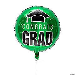 Green Congrats Grad 18