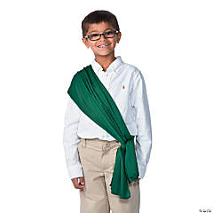 Green Costume Belt/Sash