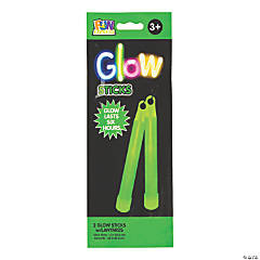 Green Preferred Glow Sticks - 2 Pc.