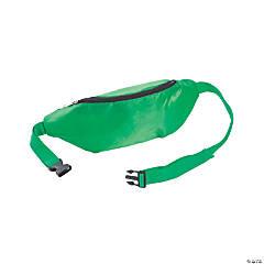 Green Team Spirit Fanny Packs