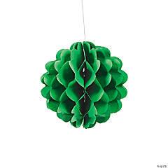 Green Tissue Balls
