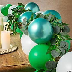 Greenery Balloon Table Runner Kit