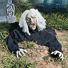 Groundbreaker Witch Halloween Decoration