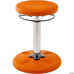 Grow With Me Kids Adjustable Wobble Chair, Orange