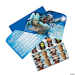 Guardians of the Galaxy™ Invitations