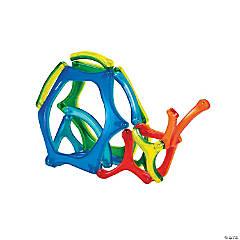 Guidecraft PowerClix® Organics Puzzle Manipulatives - 48 Pc.