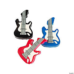 Guitar Rock & Roll Stress Toys