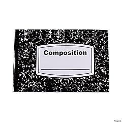 Half-Size Composition Journals
