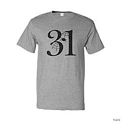 Halloween 31 Adult's T-Shirt - Extra Large