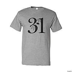 Halloween 31 Adult's T-Shirt - Large