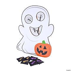 Halloween Bean Bag Toss Game