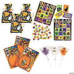 Halloween Bingo Prize Kit for 12