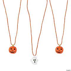 Halloween Blinking Necklaces