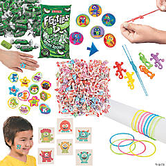 Halloween Candy & Toy Handout Kit – 1160 Pc.