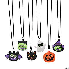 Halloween Character Necklaces
