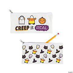 Halloween Character Pencil Cases