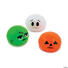 Halloween Character Slime Toys