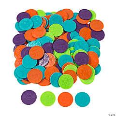 Halloween Coins