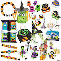 Halloween Craft Kit Assortment